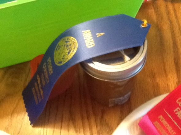 Blue Ribbon Apple Butter