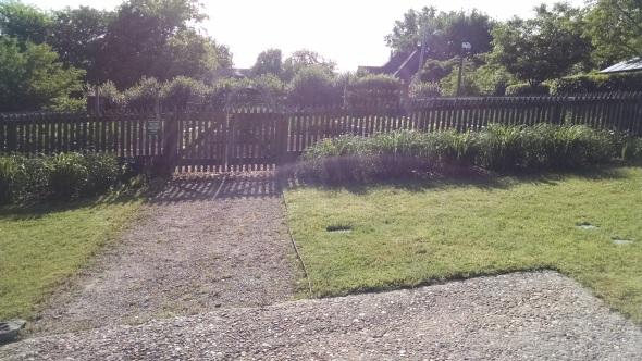 Arkansas Governor's Garden